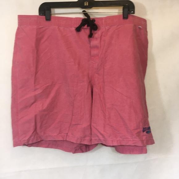 Mens NWT VTG 90's Red Billabong Board Shorts